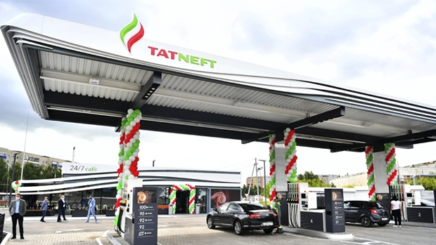 Rusia: Tatneft abre una nueva gasolinera en la República de Tatarstan
