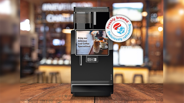 It's getting cool this summer: with Franke's new Iced Coffee Module, the range of beverages can easily be expanded to include chilled coffee drinks.