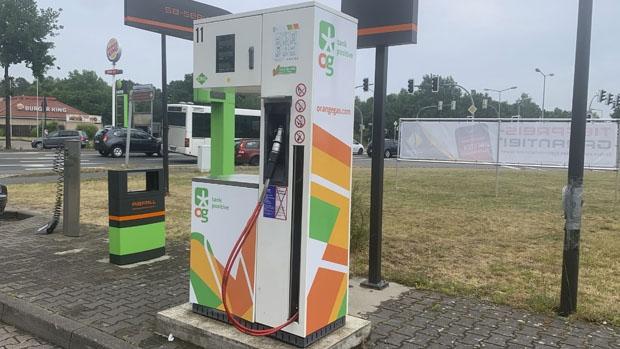 OrangeGas adquiere 75 estaciones bio-GNC en Alemania y se convierte en líder del mercado
