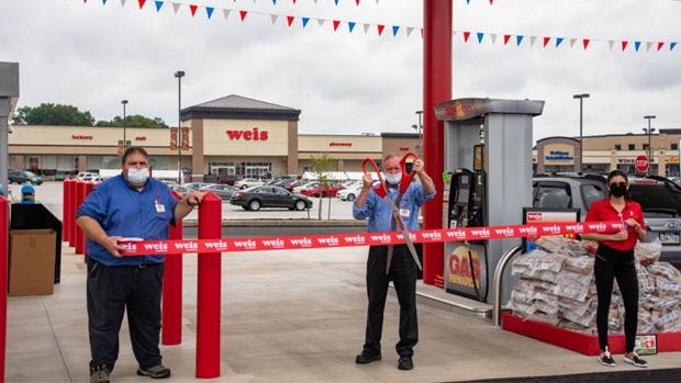 EE.UU.: Weis Markets abre nueva gasolinera Gas N' Go en York