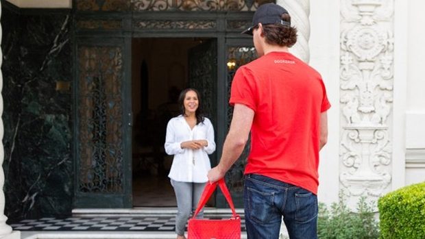 USA: DoorDash lance le c-store numérique DashMart