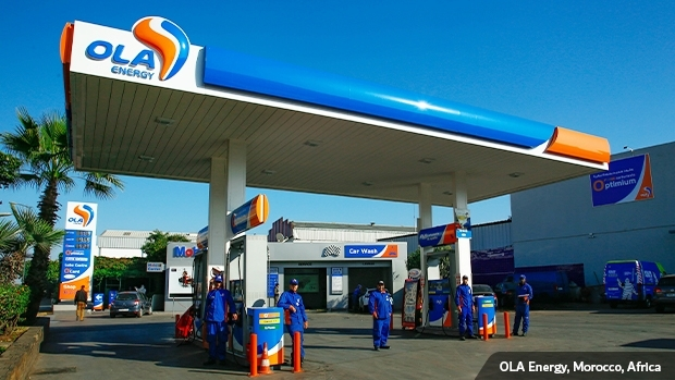 Joseph Group cambiará de bandera 1,100 gasolineras a OLA Energy