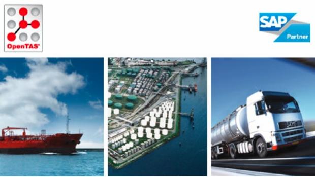 OpenTAS – système universel d'administration et d'expédition destiné aux industries pétrolières et chimiques.