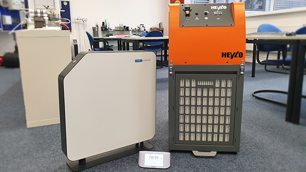 SGB invests in new air filter technology