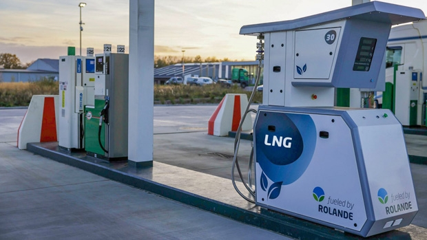 Belgium's second LNG filling station launched in the Ardennes