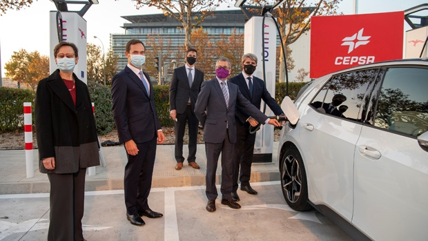 Cepsa, Ionity complete first EV charging corridor