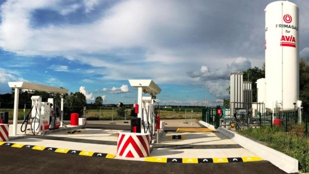 A Primagaz-Avia location.