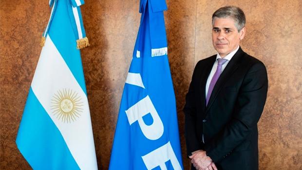 Argentina: YPF nombra nuevo presidente Pablo González