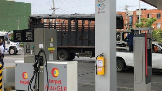 Terpel abre primera estación de GLP en Colombia