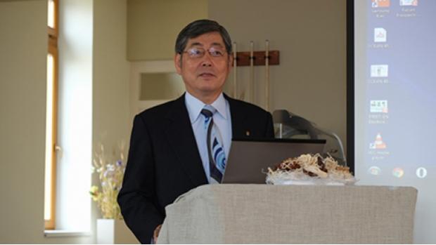 President of the Japanese Tatsuno Corporation Hiromichi Tatsuno
