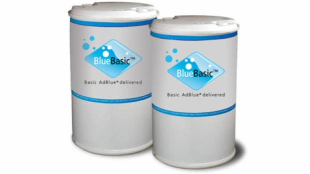 Bluebasic: 208 lt drums