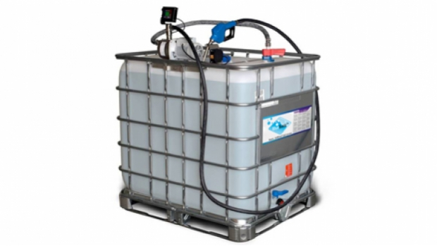 Bluebasic: 1000 lt IBCs