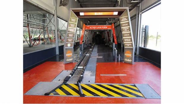 Indoor-Express Evolution-Wash Tunnel