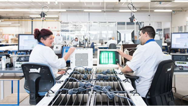 Factory of Dethon | Bever Innovations