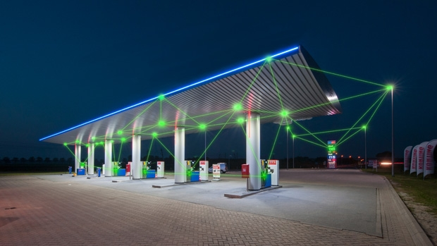Bever Innovations: Connect your forecourt