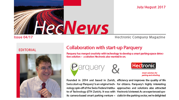 HecNews - Hectronic Company Magazine Issue 04/17