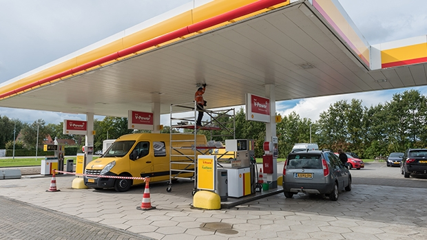 Bever Innovations: Wireless communication at your petrol site