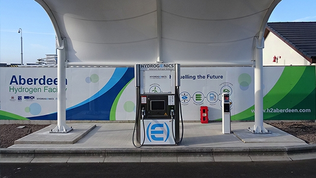 Green Energy and Hydrogen Mobility with IFSF for the forecourt environment