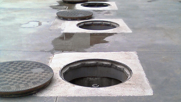 Fibrelite's watertight GRP manhole covers are installed at petrol stations across Istanbul and surrounding areas