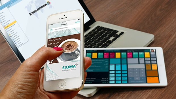 SIQMA Cloud solutions for mobile site management by Scheidt & Bachmann