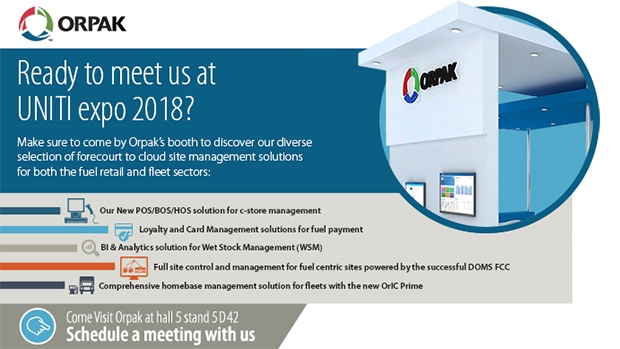 Orpak – Visit the global leader in advanced technology solutions for gas station networks and fleets