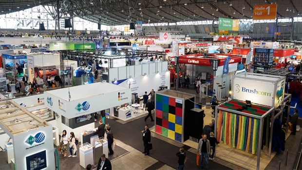 425 exhibitors from 36 countries gathered at UNITI 2016. This year is set to be bigger and better with a 20% increase in floor space