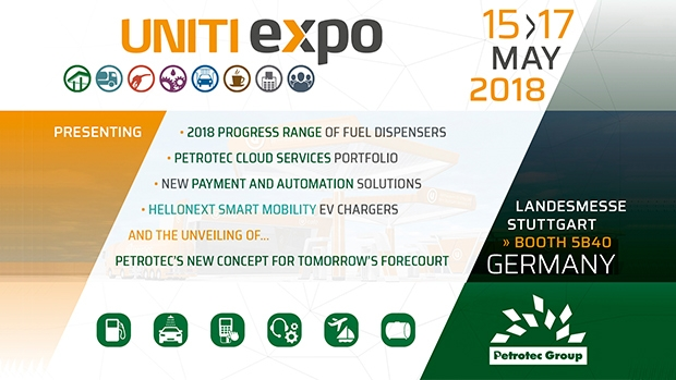 Petrotec Group invites you to the forecourt of the future