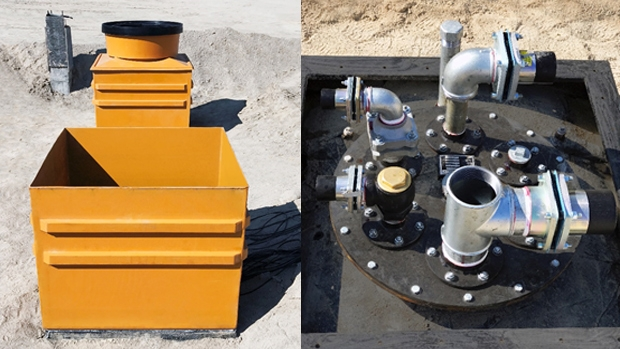 OPW Products Work Together to Provide Lukoil with a Long Lasting Below Ground Containment System