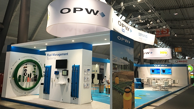 OPW Enjoys A Highly Successful UNITI expo Defining What's Next in Retail Fueling