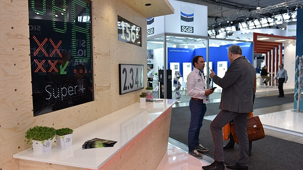 A big success for Bever Innovations: UNITI expo 2018