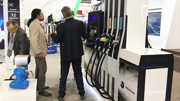 Experience the future with the innovative solutions by MEPSAN at your retail forecourts