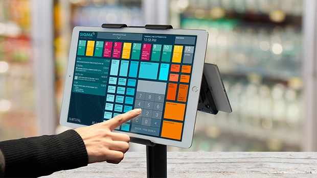 SIQMA POS from Scheidt & Bachmann accelerates processes at the petrol station cash register