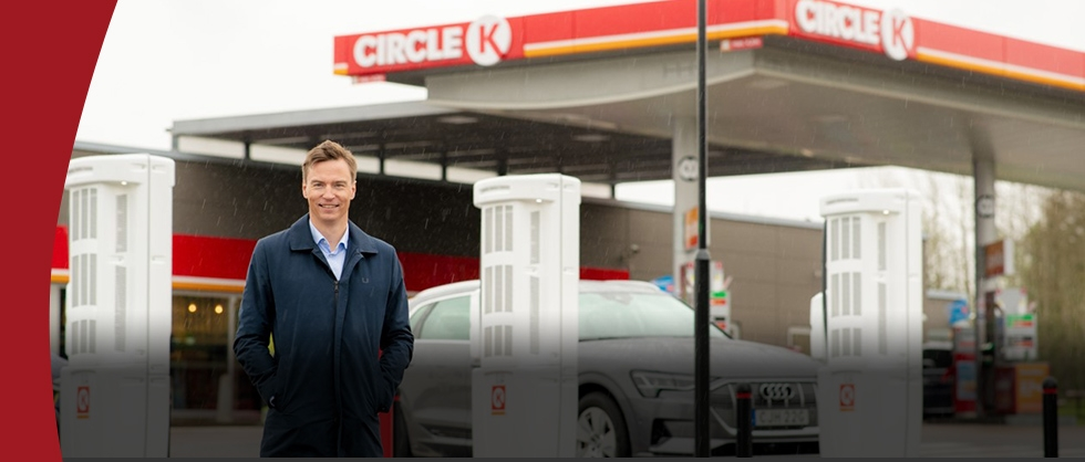 "Interview with Circle K Norway: ""It's difficult to develop a model for the EV industry"""